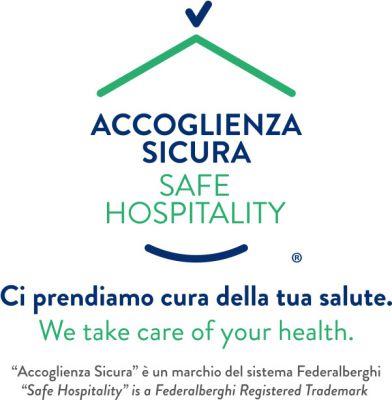 Accoglienza sicura logo