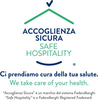 Safe hospitality logo