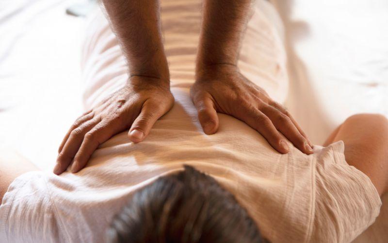 Care of the body – Shiatsu massages